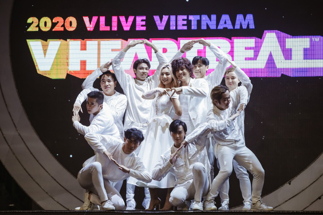 Vũ Cát Tường dẫn lối khán giả qua các hành tinh, Min suýt hoá nữ rocker, Thiều Bảo Trâm tiết lộ tung MV mới tại V Heartbeat tháng 11 - Ảnh 12.