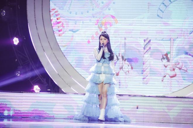 Vũ Cát Tường dẫn lối khán giả qua các hành tinh, Min suýt hoá nữ rocker, Thiều Bảo Trâm tiết lộ tung MV mới tại V Heartbeat tháng 11 - Ảnh 7.