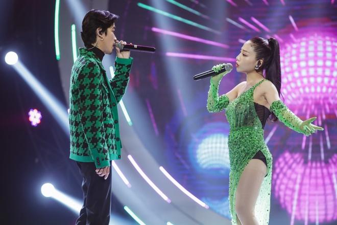 Vũ Cát Tường dẫn lối khán giả qua các hành tinh, Min suýt hoá nữ rocker, Thiều Bảo Trâm tiết lộ tung MV mới tại V Heartbeat tháng 11 - Ảnh 10.