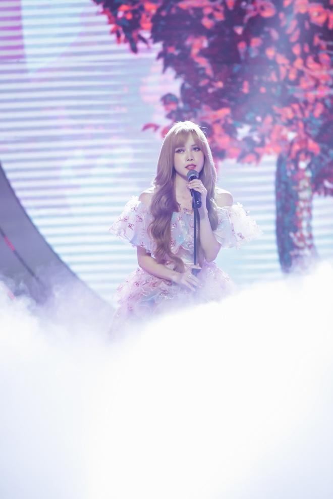Vũ Cát Tường dẫn lối khán giả qua các hành tinh, Min suýt hoá nữ rocker, Thiều Bảo Trâm tiết lộ tung MV mới tại V Heartbeat tháng 11 - Ảnh 5.