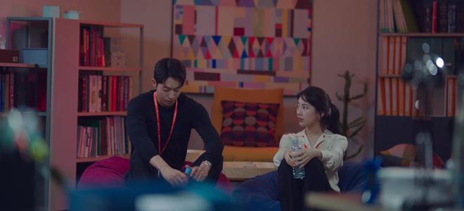 Kim Seon Ho rục rịch tỏ tình Suzy, fan chưa kịp mừng thì Nam Joo Hyuk tái xuất ở tập 13 Start Up - ảnh 10