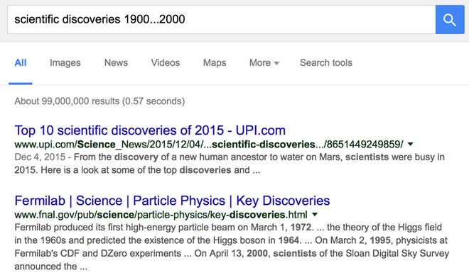 Khó tin: Có đến 96% người dùng không hề biết đến 10 cách search Google siêu đẳng này! - Ảnh 6.