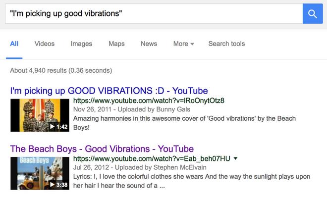 Khó tin: Có đến 96% người dùng không hề biết đến 10 cách search Google siêu đẳng này! - ảnh 9