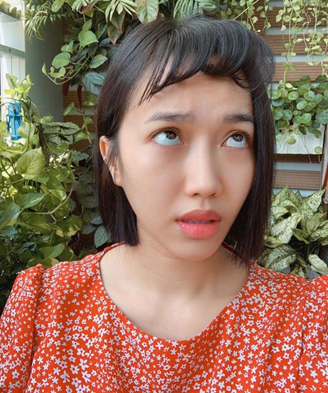 Không cái dại nào như cái dại cắt mái ẩu: Hương Giang, Đông Nhi,... cùng loạt sao nữ tự huỷ nhan sắc nhờ tóc mái phản chủ - ảnh 13