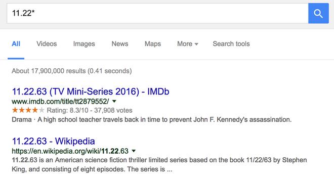 Khó tin: Có đến 96% người dùng không hề biết đến 10 cách search Google siêu đẳng này! - ảnh 4