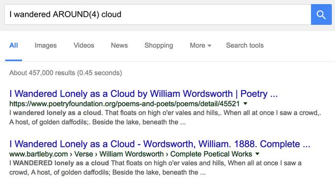 Khó tin: Có đến 96% người dùng không hề biết đến 10 cách search Google siêu đẳng này! - ảnh 5