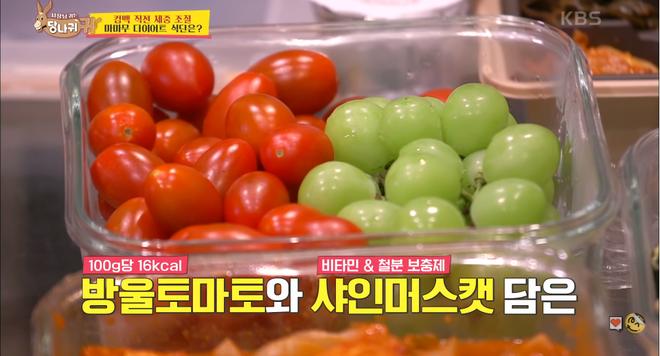 Đài KBS hé lộ thực đơn ăn kiêng đầy nghịch biến của các chị đẹp MAMAMOO, hóa ra người ăn nhiều nhất lại là người ít tăng cân nhất - ảnh 8