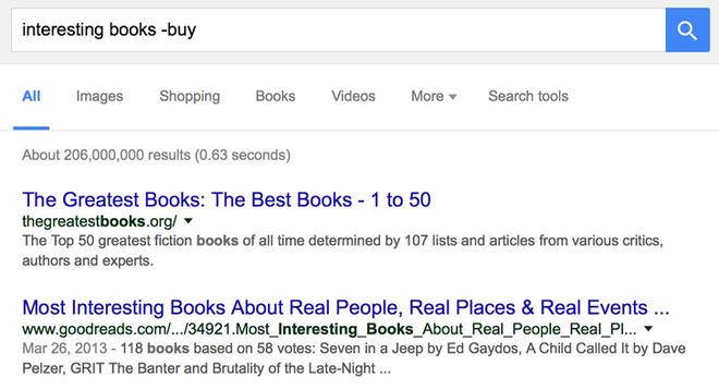 Khó tin: Có đến 96% người dùng không hề biết đến 10 cách search Google siêu đẳng này! - ảnh 10