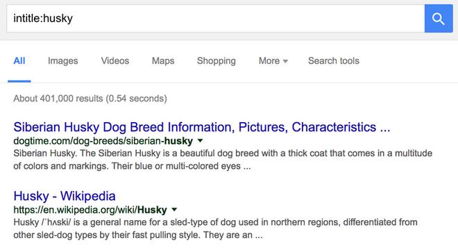 Khó tin: Có đến 96% người dùng không hề biết đến 10 cách search Google siêu đẳng này! - ảnh 7