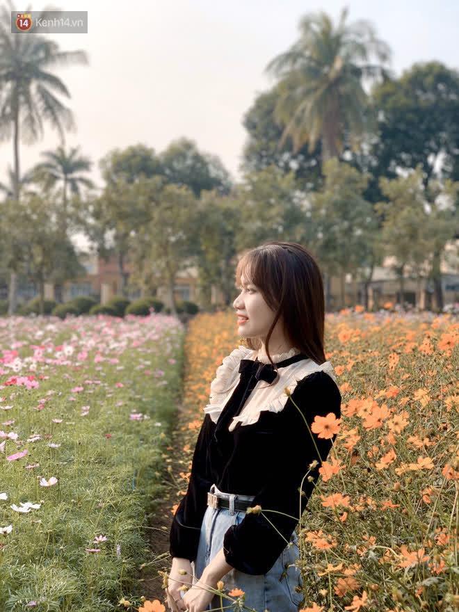 Trường ĐH rộng gần 200 ha có vườn hoa đẹp nhất mùa đông Hà Nội, nhiều góc sống ảo cực chill chỉ với 25K - ảnh 19