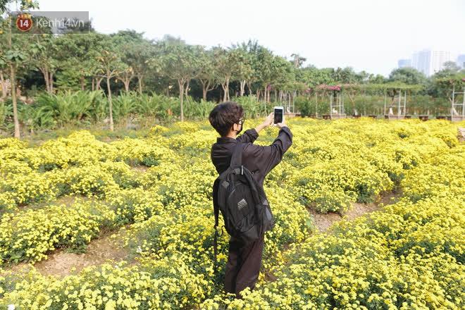 Trường ĐH rộng gần 200 ha có vườn hoa đẹp nhất mùa đông Hà Nội, nhiều góc sống ảo cực chill chỉ với 25K - ảnh 11