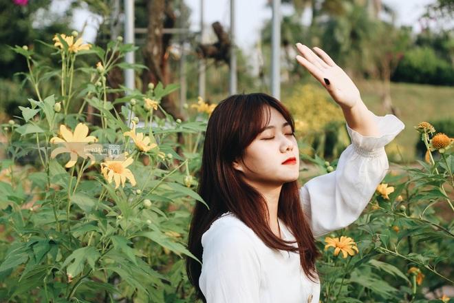 Trường ĐH rộng gần 200 ha có vườn hoa đẹp nhất mùa đông Hà Nội, nhiều góc sống ảo cực chill chỉ với 25K - ảnh 17