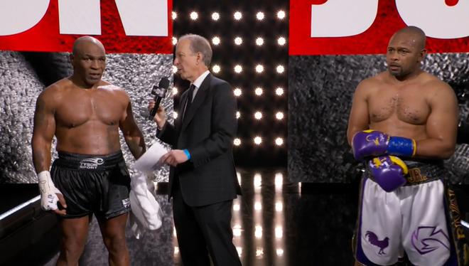 Mike Tyson tái xuất ấn tượng ở tuổi 54, hòa điểm nhà cựu vô địch thế giới sau một trận đấu tuyệt vời - ảnh 3