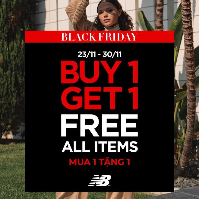 Chỉ còn 1 ngày nữa hết sale Black Friday, tranh thủ sắm sneaker xịn giá tốt các bạn ơi! - ảnh 1