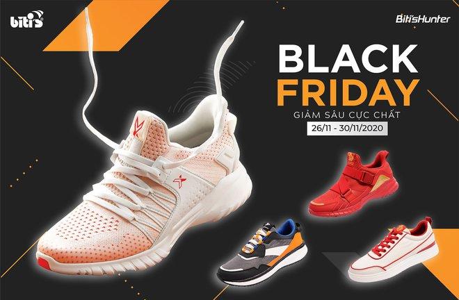 Chỉ còn 1 ngày nữa hết sale Black Friday, tranh thủ sắm sneaker xịn giá tốt các bạn ơi! - ảnh 11