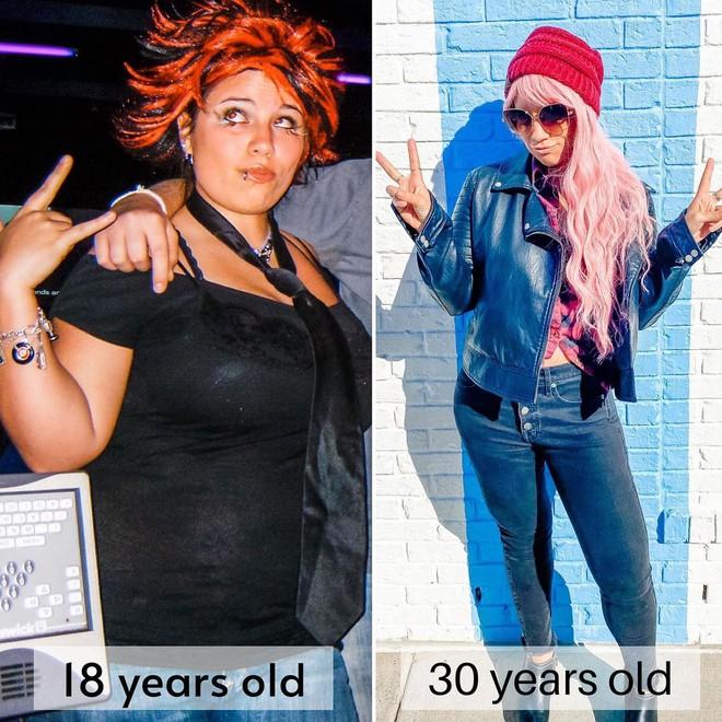 Nữ hoàng giảm béo Hoa Kỳ: Giảm 60kg, body từ sồ sề thành thon thả nhờ chế độ ăn tự chế - ảnh 3