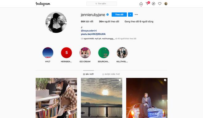 Jennie (BLACKPINK) cuối cùng đã lấy lại được tài khoản Instagram sau 2 tháng bị hacker chiếm đoạt - ảnh 1
