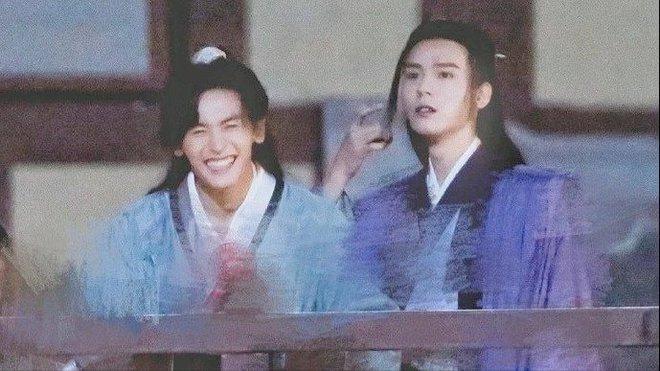 Phim của bạn trai Cúc Tịnh Y dự sẽ mở màn đại chiến đam mỹ 2021, hình như sợ xịt nên đành chiếu trước? - ảnh 12