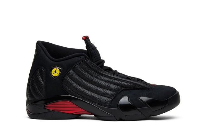 Trang web mua/bán sneakers hàng đầu thế giới GOAT vừa công bố top 7 đôi Air Jordan Đỏ-Đen-Trắng đỉnh cao nhất mọi thời đại - ảnh 11