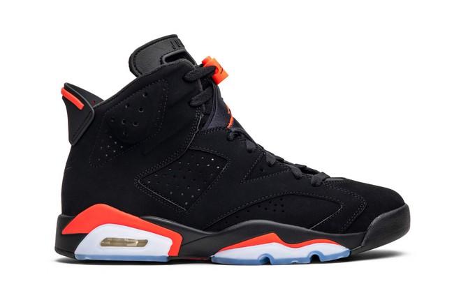 Trang web mua/bán sneakers hàng đầu thế giới GOAT vừa công bố top 7 đôi Air Jordan Đỏ-Đen-Trắng đỉnh cao nhất mọi thời đại - ảnh 7