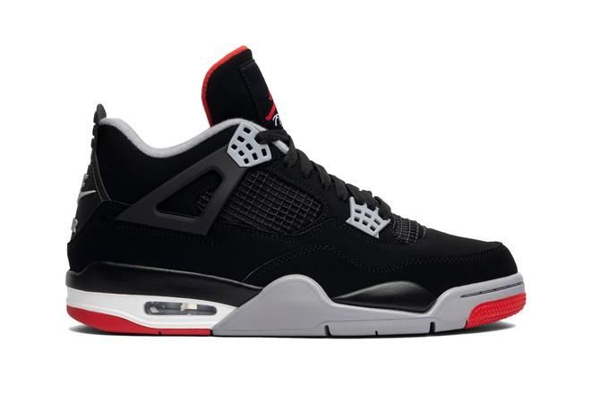 Trang web mua/bán sneakers hàng đầu thế giới GOAT vừa công bố top 7 đôi Air Jordan Đỏ-Đen-Trắng đỉnh cao nhất mọi thời đại - ảnh 6