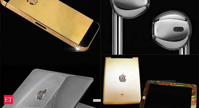 """Bộ sưu tập những món đồ Apple đắt tiền nhất hành tinh, """"khó thở"""" với bản  iPhone 6 có giá hơn 1.000 tỷ đồng"""