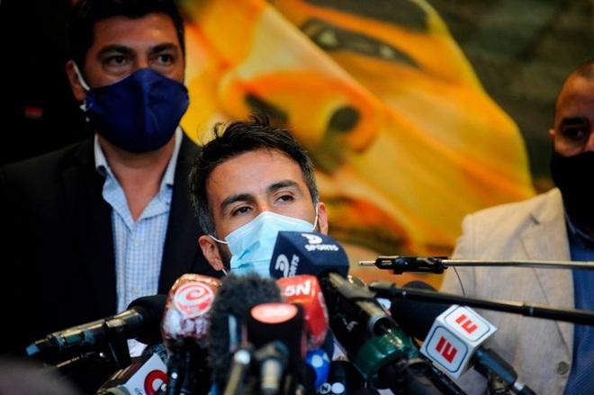 Bác sĩ riêng phản pháo cáo buộc chịu trách nhiệm cái chết của Maradona: Diego đơn giản đã đầu hàng bệnh tật - ảnh 1