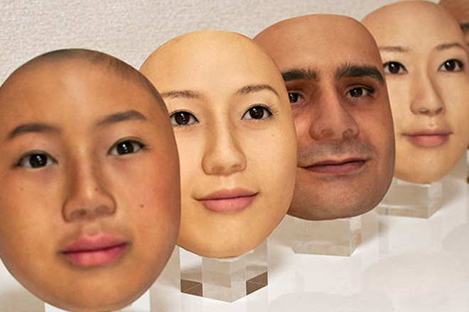 Chỉ có ở Nhật Bản: bạn có thể dễ dàng kiếm tiền bằng cách bán chính khuôn mặt của mình để sản xuất mặt nạ 3D - Ảnh 1.