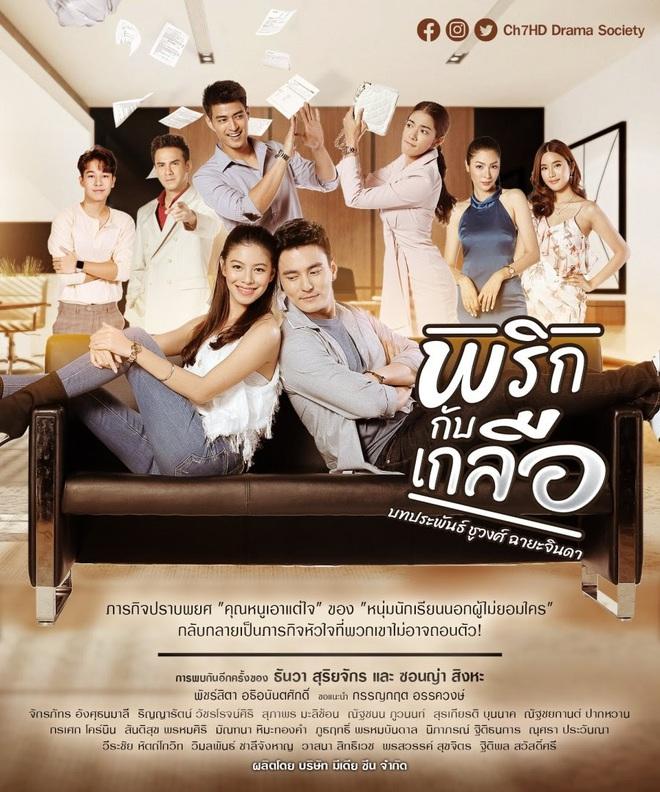 Mỹ nhân chuyển giới Baifern Pimchanok so găng cực gắt với thánh xuyên không ở đại chiến phim Thái cuối năm - Ảnh 10.