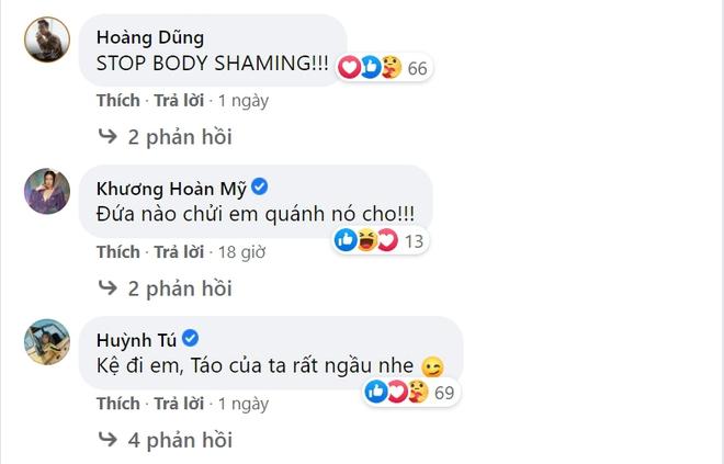 Orange, LyLy cùng loạt nghệ sĩ bức xúc khi antifan gọi rapper Táo là Trư Bát Giới, Hoàng Dũng đồng cảm kể lại chuyện cũ - ảnh 2