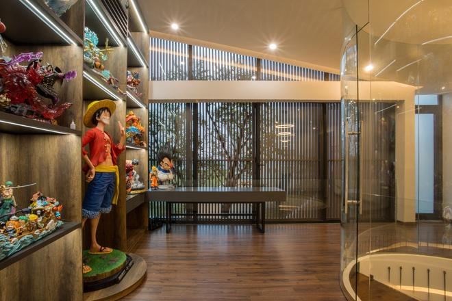 House of One Piece: Ngôi nhà độc đáo và đẹp miễn chê ở Đà Nẵng, nhìn vườn rau trên tầng thượng mà mê - Ảnh 10.