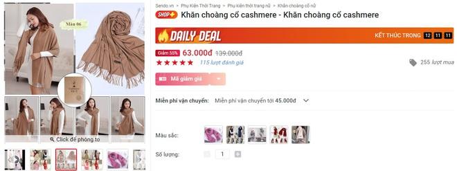 5 mẫu khăn len từ 39k bán chạy nhất kèm cả review xịn cho bạn - ảnh 9