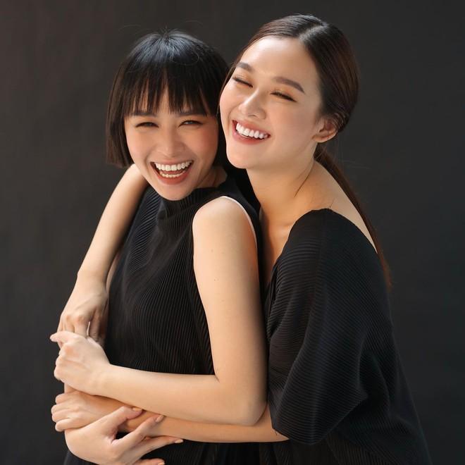 Chị gái Á hậu Tường San chia sẻ tâm trạng sau ngày em gái lấy chồng, nhớ khoảnh khắc hồi nhỏ bên nhau - ảnh 5