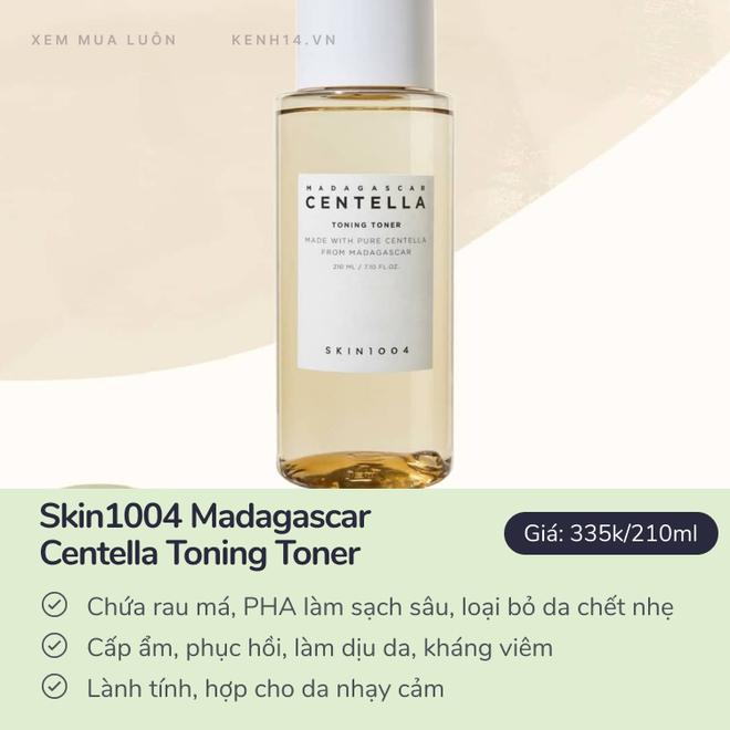 5 combo toner + kem dưỡng ngon-bổ-rẻ, sắm về da thoát kiếp nẻ toác - ảnh 13