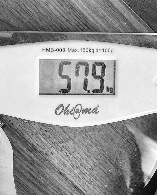 Bảo Thy giảm 2,5kg trong 1 tuần, nhìn thực đơn ép cân mà ai cũng choáng - ảnh 4