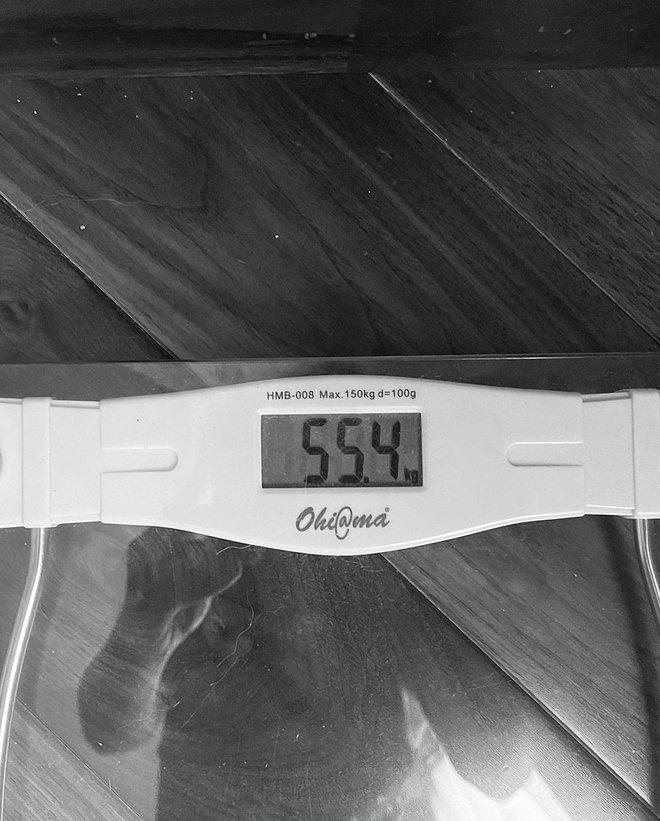 Bảo Thy giảm 2,5kg trong 1 tuần, nhìn thực đơn ép cân mà ai cũng choáng - ảnh 5