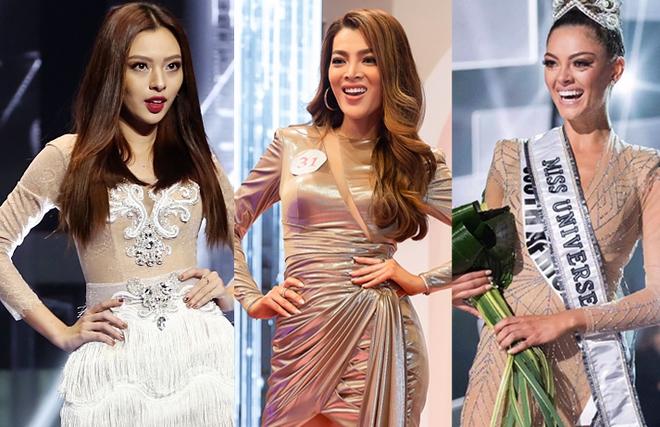 Xuất hiện nhan sắc chuyển giới được coi là bản sao Miss Universe 2017 tại Đại Sứ Hoàn Mỹ - Ảnh 2.