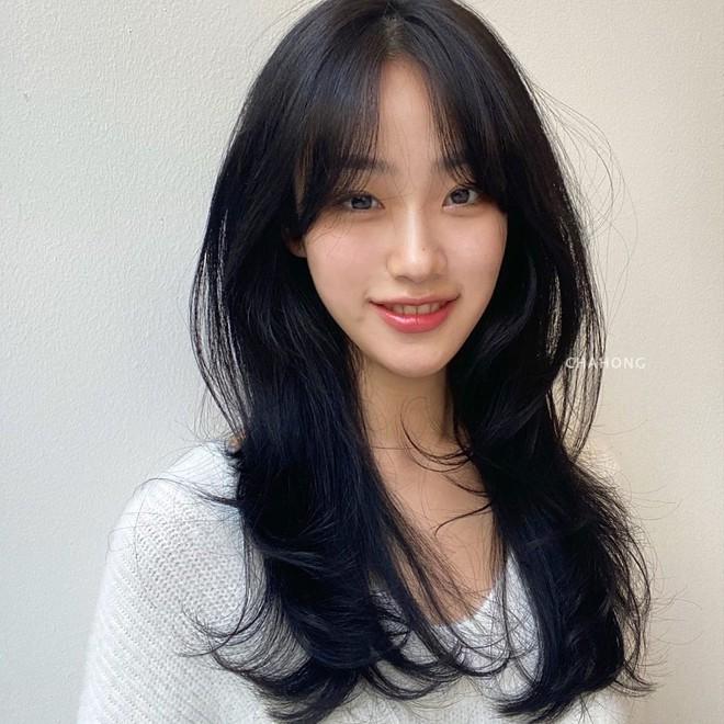 """Đâu phải cứ tóc xoăn là """"dừ"""", 4 kiểu xoăn của gái Hàn này sẽ khiến bạn xinh đẹp hơn và còn trẻ ra trông thấy - Ảnh 3."""