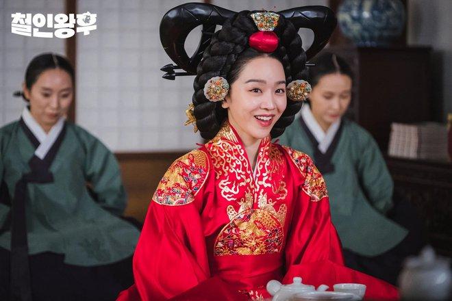 Netizen Trung chê nữ chính Mr. Queen kém sắc hơn Trương Thiên Ái, ai đó vừa quên Thái Tử Phi Thăng Chức Ký từng thảm họa ư? - Ảnh 14.