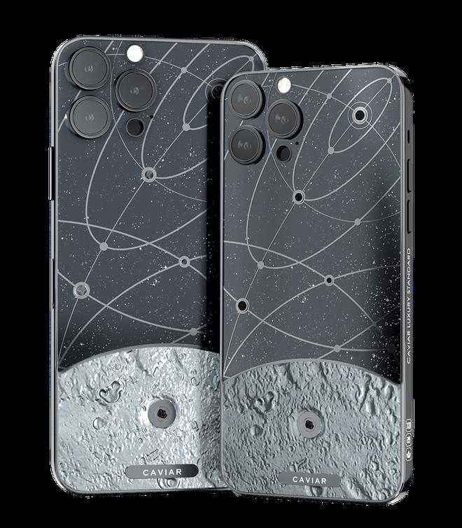 """Mãn nhãn với chiếc iPhone 12 Pro phiên bản """"chị Hằng"""": Đẹp, độc và đắt đỏ - Ảnh 4."""