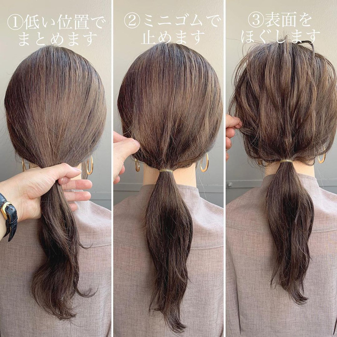 """Học 4 kiểu tết tóc """"xinh xỉu"""" cho mùa lạnh, con gái chẳng sợ ai chê tóc tai chán đời - Ảnh 5."""