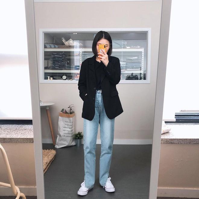 Chân mắc 1 trong các khuyết điểm sau thì bạn hãy ghim ngay 4 chiêu để chọn quần jeans cho chuẩn - ảnh 6