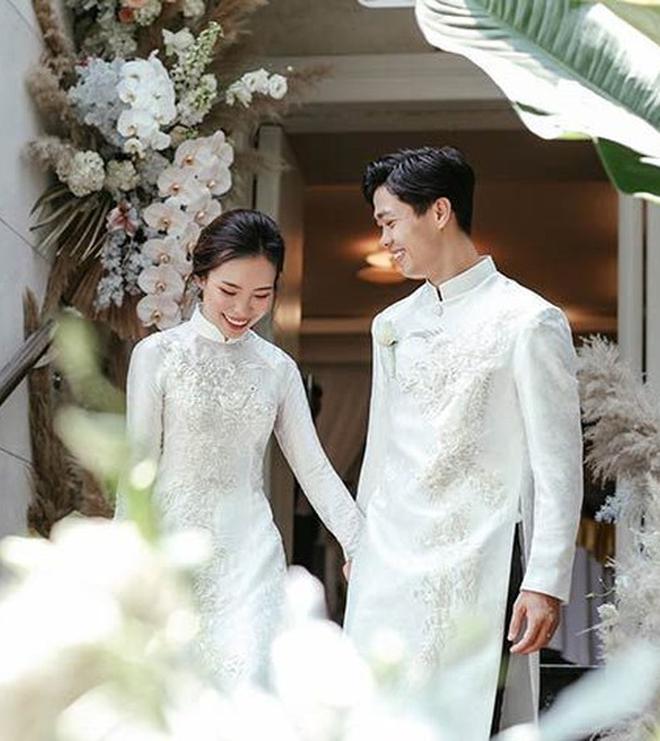 Soi 2 đám cưới Công Phượng và Bùi Tiến Dũng: Tổ chức tận 3 nơi, dàn khách mời khủng và những chi tiết đặc biệt - ảnh 18