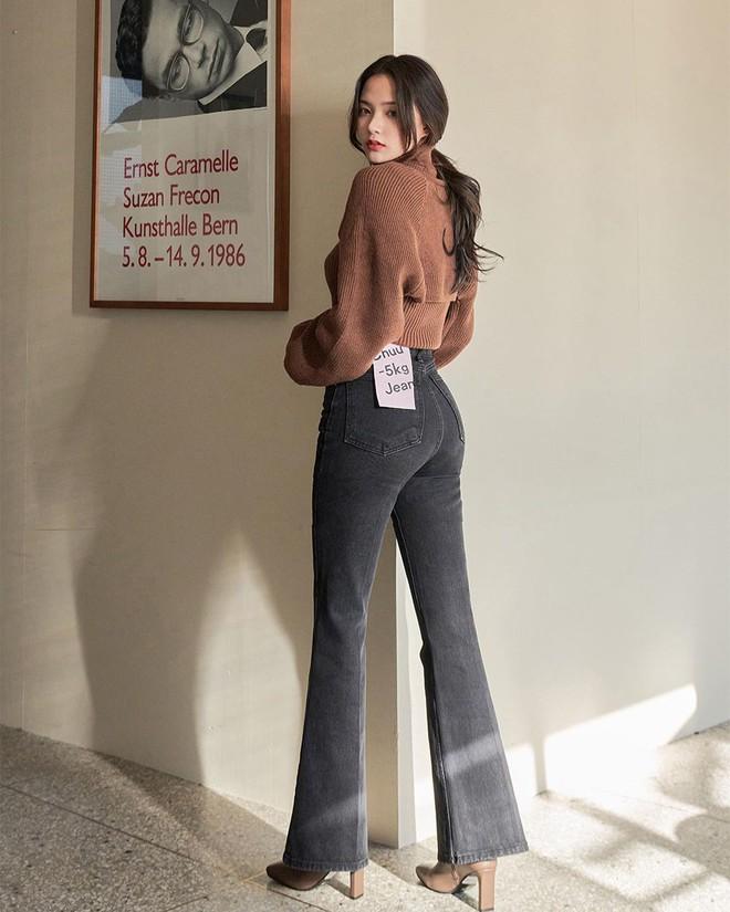 Chân mắc 1 trong các khuyết điểm sau thì bạn hãy ghim ngay 4 chiêu để chọn quần jeans cho chuẩn - ảnh 3