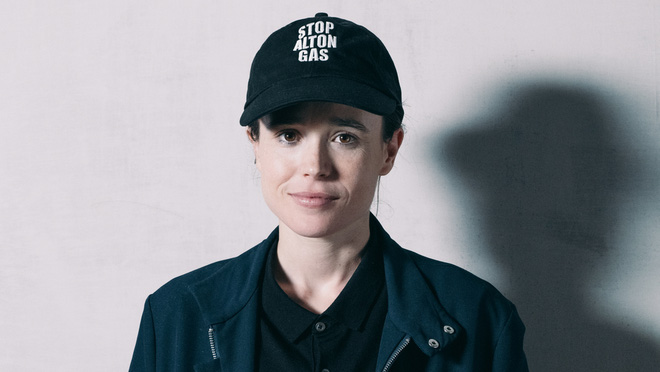 Sao Hollywood Ellen Page công khai là người chuyển giới, đổi tên thành Elliot Page luôn nha! - ảnh 1