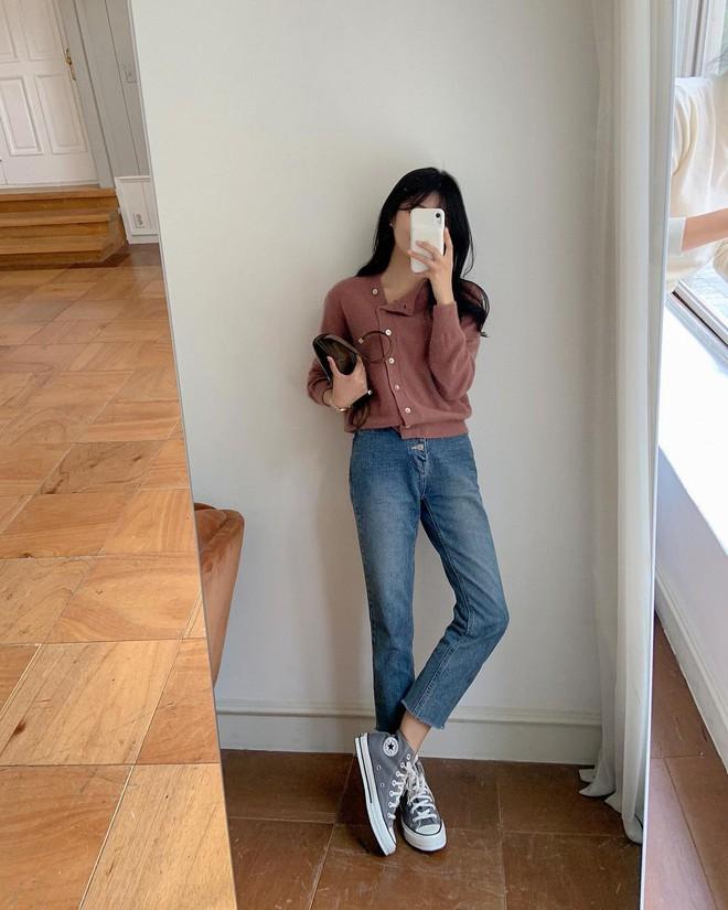 Chân mắc 1 trong các khuyết điểm sau thì bạn hãy ghim ngay 4 chiêu để chọn quần jeans cho chuẩn - ảnh 9