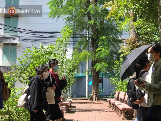 Sinh viên HUTECH và các trường ĐH tại TP.HCM: May mắn vì được nghỉ học kịp thời, sẽ chủ động bảo vệ bản thân - ảnh 1