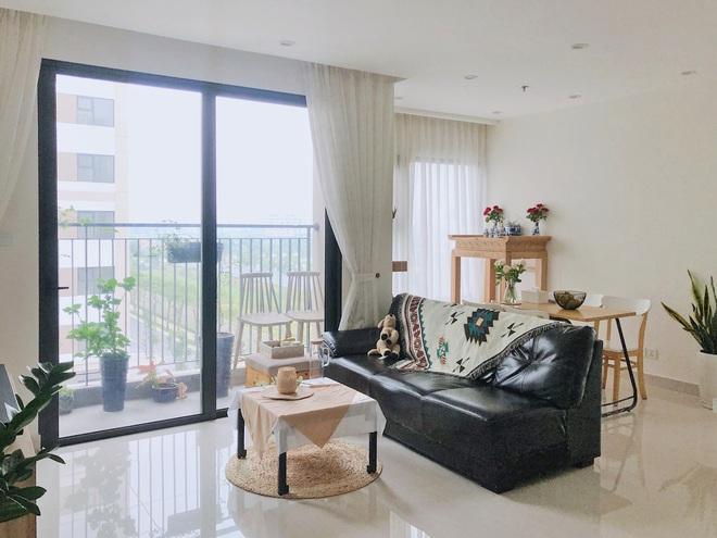Vợ chồng trẻ tậu nhà Vinhomes, tự decor xinh xắn chỉ hết 70 triệu nhờ tăng xin, giảm mua - Ảnh 5.