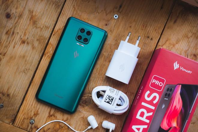 VinSmart chính thức ngừng sản xuất smartphone để tập trung cho VinFast - ảnh 1