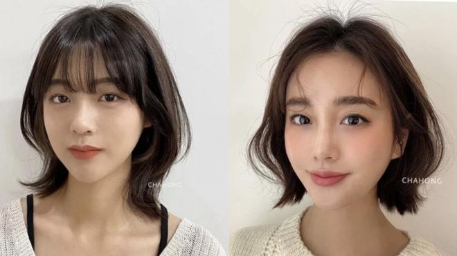 """""""Nhích"""" thử 4 kiểu tóc ngắn trendy của 2021 mới thấy sáng suốt biết bao, mặt vừa trẻ ra, vừa gọn gàng - Ảnh 2."""